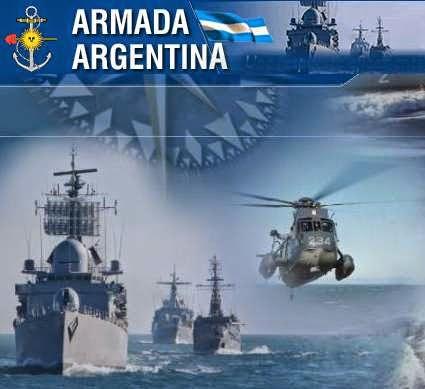 DISEÑO DE UNA ARMADA POSIBLE (ARG)