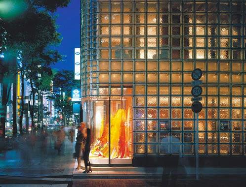 Maison Hermès. Renzo Piano