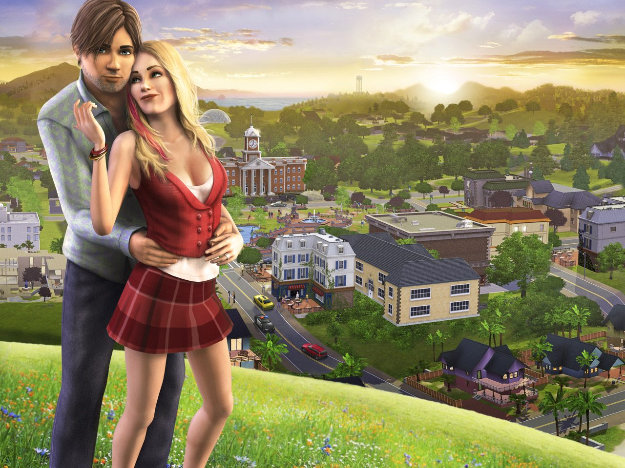Screens Zimmer 5 angezeig: games the sims 3