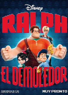 Ralph: El Demoledor Online