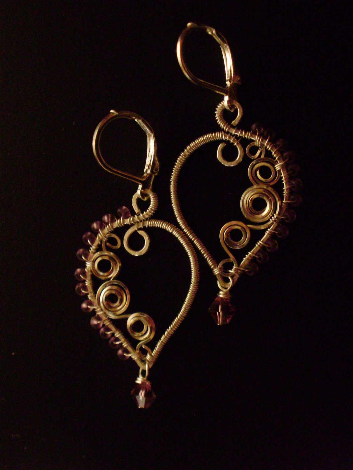 Crossed Wires Jewelry - From Bead Weaving to Wire Wrapping: Beaded ...