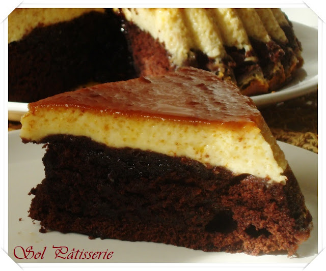 Gâteau pudding