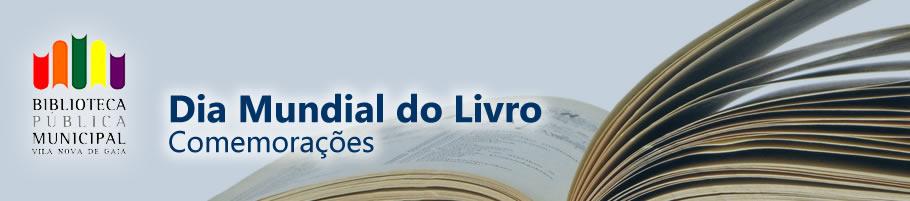 Dia Mundial do Livro na Biblioteca de Gaia
