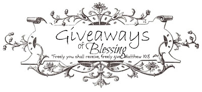 Giveaways of Blessing