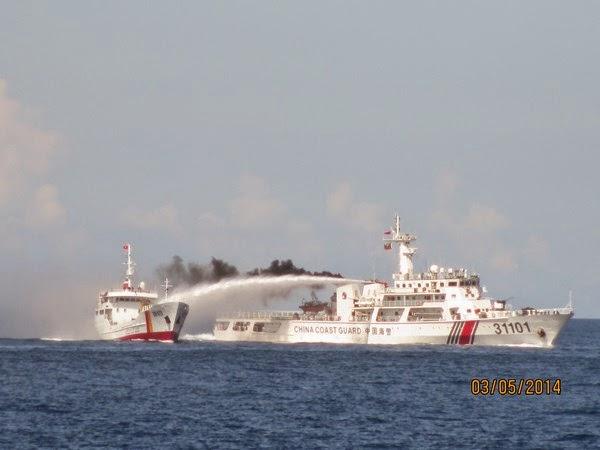 Khi giàn khoan 981 vào Biển Đông thì các tàu ngầm chúng ta nằm ở đâu?