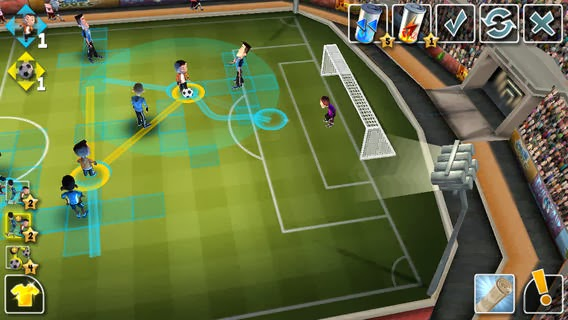 screenshot 4 Soccer Moves 1.0