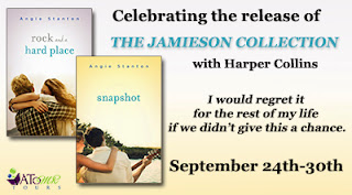 Look Inside: The Jamieson Collection by Angie Stanton