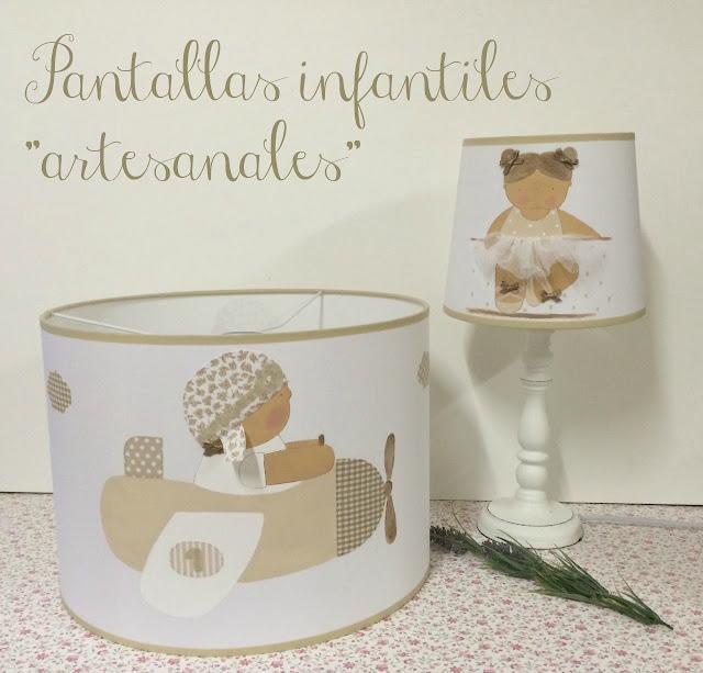 pantallas-lámparas-infantiles-personalizadas