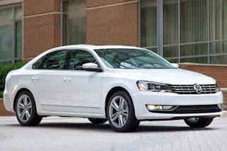 2015 New Volkswagen Passat Limited edition front view