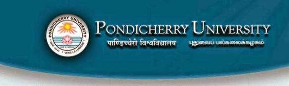 University MVSc Results 2014 Check now | Pondicherry University