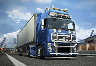Euro Truck Simulator 2 Game Petualangan