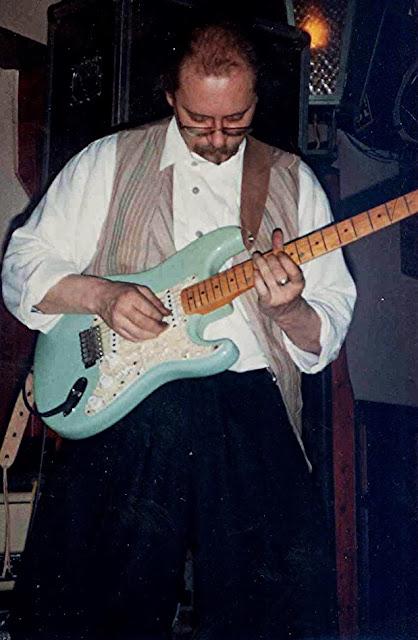 Walter Mojo Freter Blues Rock Gitarrenunterricht Karlsruhe
