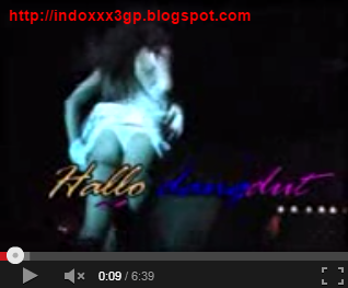 Hot Video Klip Hallo Dangdut | Penari Bugil