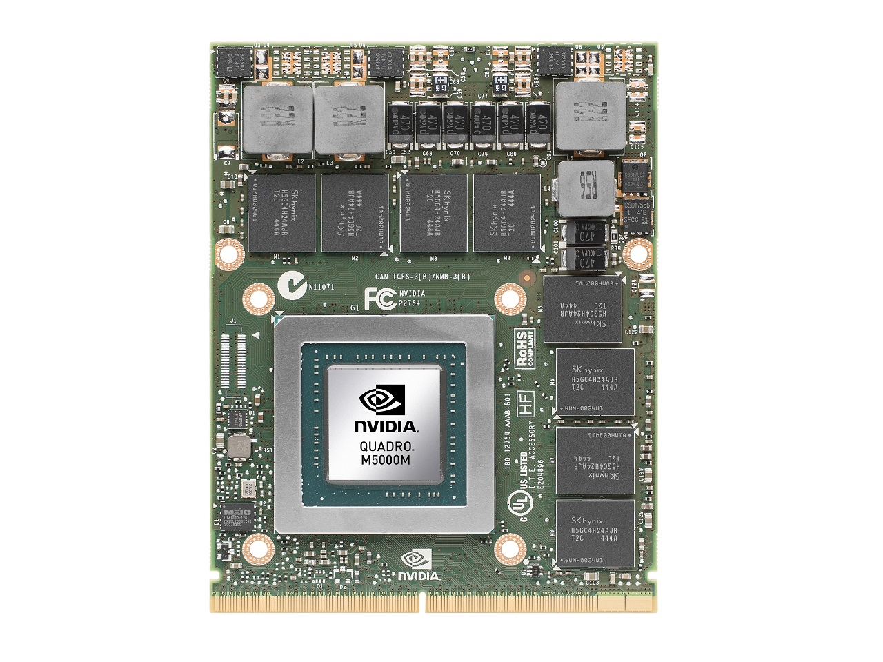 NVIDIA Launches New Quadro Graphics Line for Mobile Workstations | CG ...