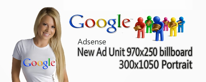 Google AdSense Best New Ad Formats