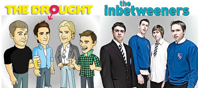 Funny lad lit book The Drought has been compared to hit TV show The Inbetweeners, funny books for men, humour books for men, stand-up comedy, open mic comedy, books for men, lad lit, chick lit for men, book similar to The Inbetweeners, similar to The Inbetweeners, comedy like The Inbetweeners, characters like The Inbetweeners, Jay from The Inbetweeners, Neil from The Inbetweeners, Simon from The Inbetweeners, Will from The Inbetweeners, best books for men, funny like The Inbetweeners,