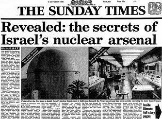 Documental Terror nuclear - Vanunu y la bomba nuclea de Israel: