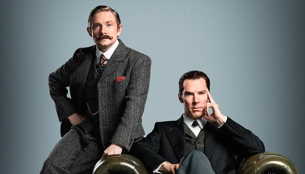 Sherlock Special - New Promotional Photo Released
