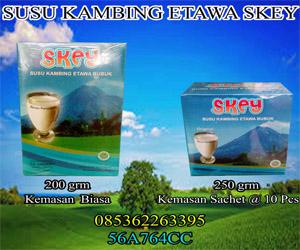 Produk Susu Etawa Medan