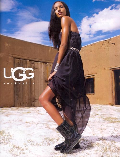 in Beautiful uggs girl