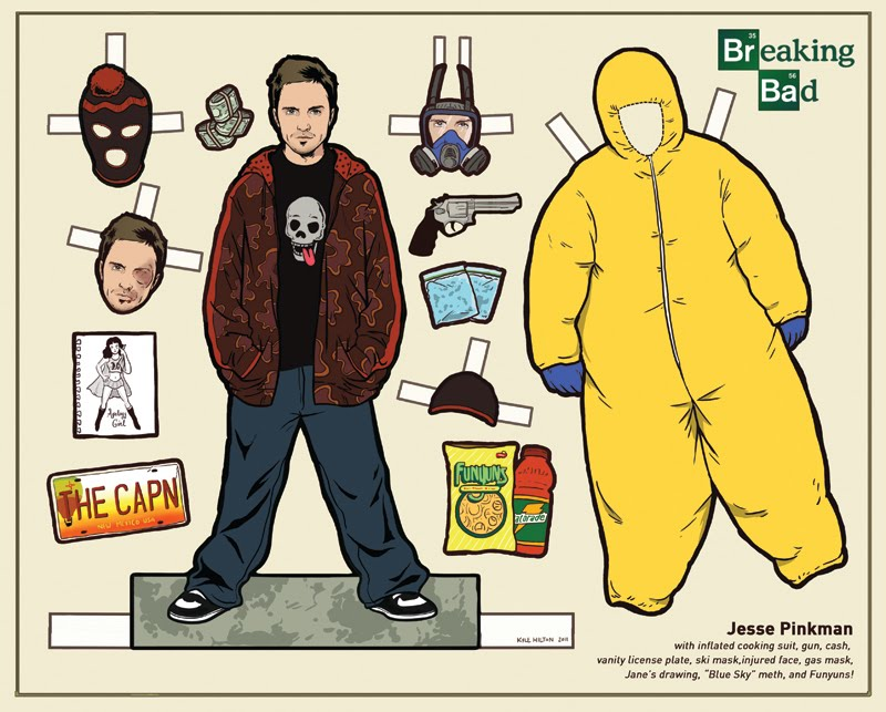 Jesse Breaking Bad Cartoon