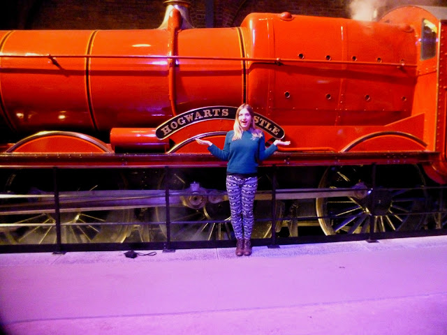 Hogwarts Express London