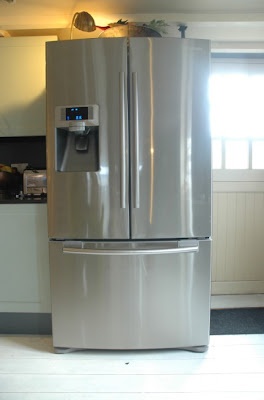 my Samsung G Series 3 Door Fridge Freezer