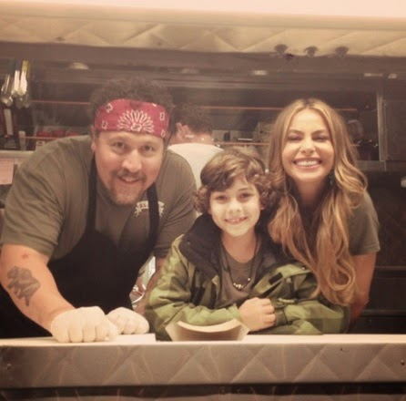 Chef / シェフ 三ツ星フードトラック始めました ~父と息子がフードトラックでひと夏を過ごす