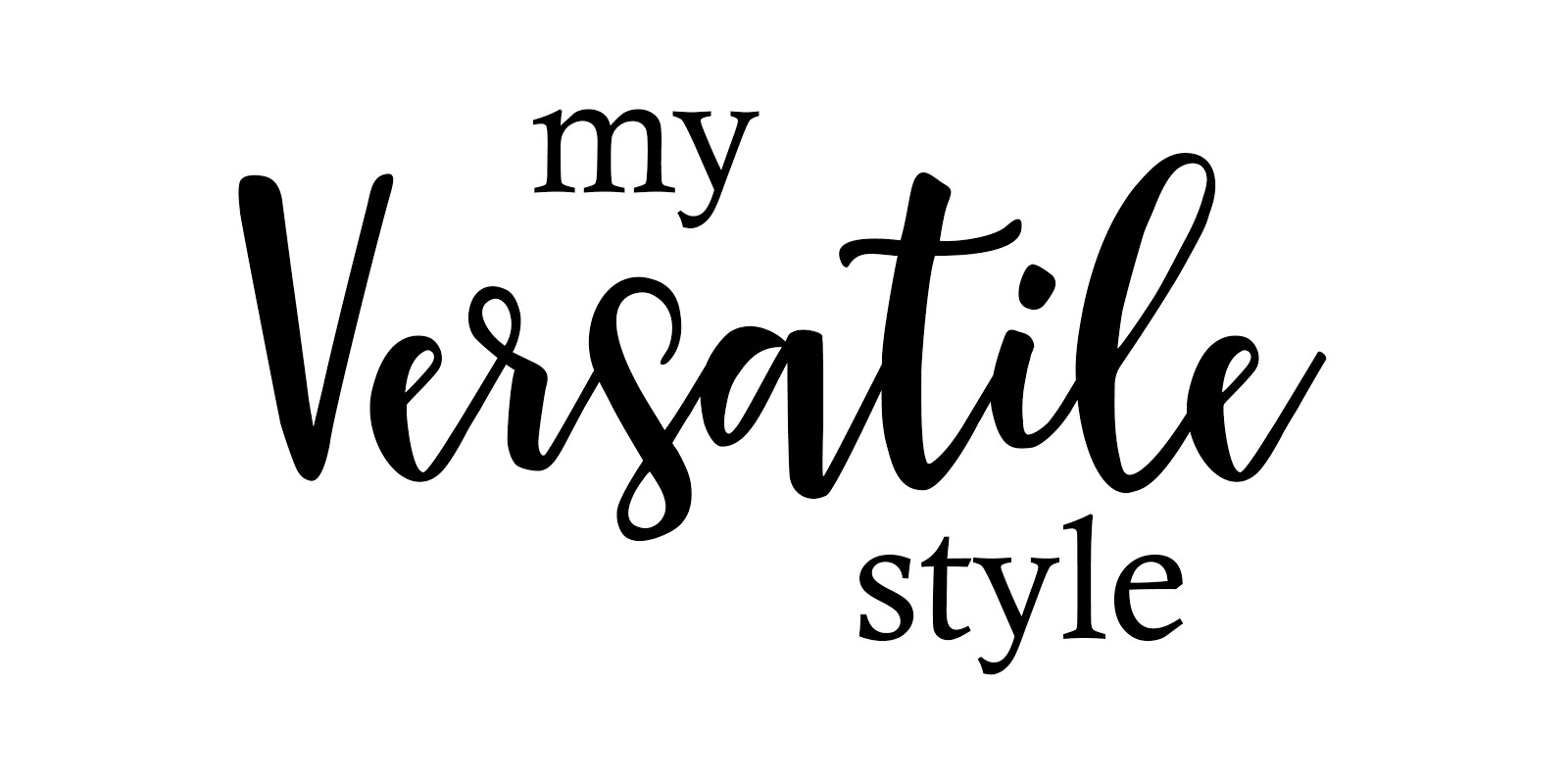 My Versatile Style | A Fashion Blog by Meach Zavodny