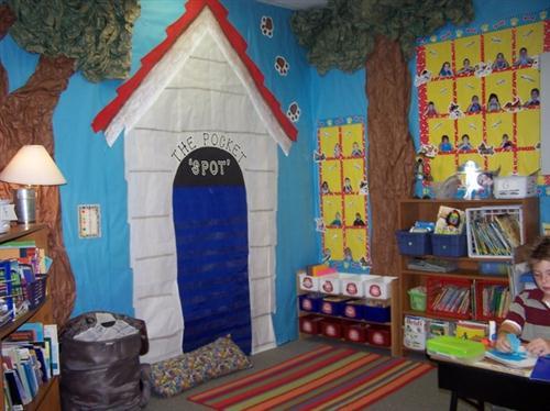 decoracao sala de leitura na escola: CEFAPRO DE PONTES E LACERDA : Ideias de Cantinho de Leitura