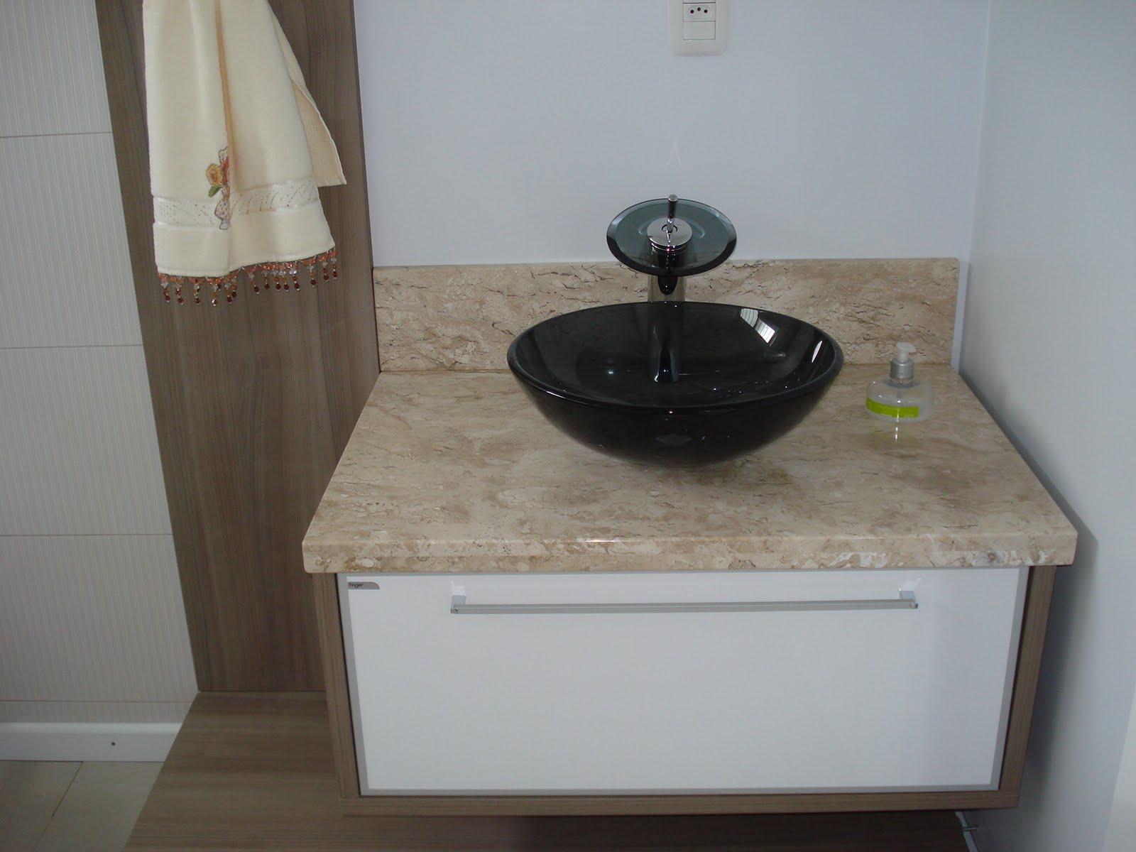 Projetos concebidos com Mármore Travertino Marmoraria MPK #584D40 1600x1200 Bancada Banheiro Marmore Travertino