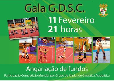 Gala Solidária =)
