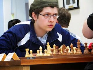 Samuel Sevian a obtenu sa seconde norme de GMI en juin 2014 © Chessbase