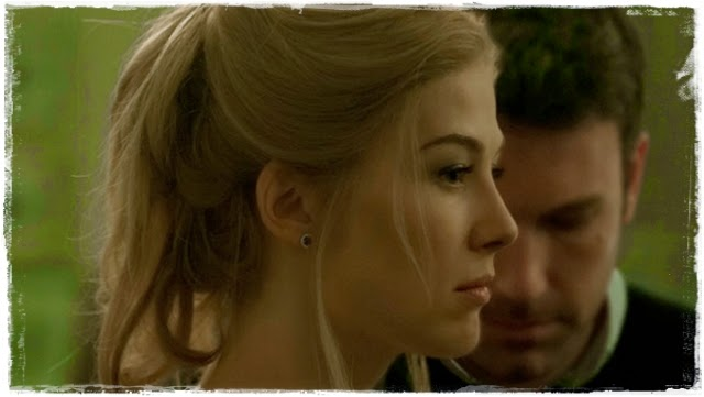 Gone girl, Perdida, Fincher
