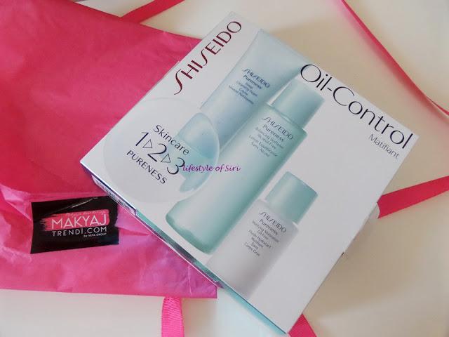 shiseido purness serisi