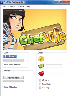 ChefVille Cheats and Hack v.5.19