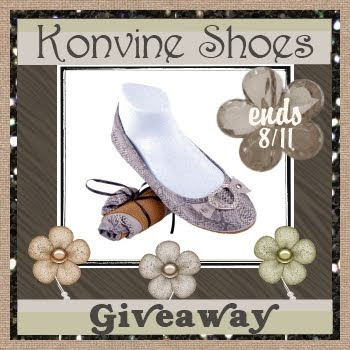 Konvine Shoes Giveaway, Rollable Flats, Foldables, Roll-ups