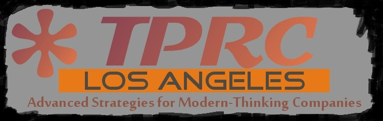 TPRC Los Angeles - Public Relations, Marketing and Social Media for Modern Thinking Companies