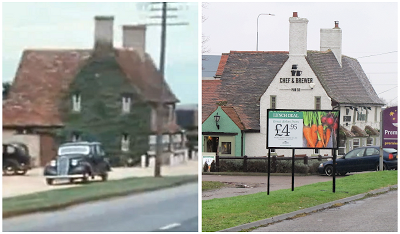 The Crown in 1939 and 2012