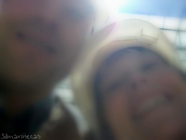 selfi en atapuerca