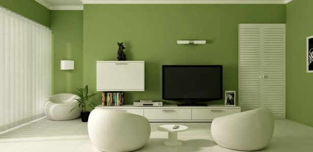 Inspirasi Warna Cat Ruang Keluarga Minimalis