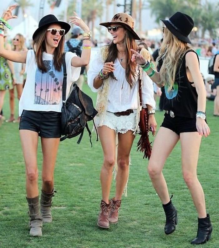 tendencias 2013 look para festival coachella music festival trends