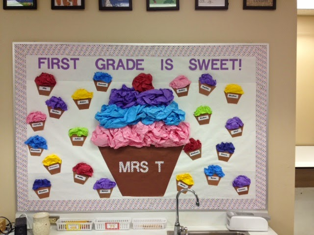 Classroom Decoration Ideas For Grade 7 ~ First grade is sweet mrs t s class