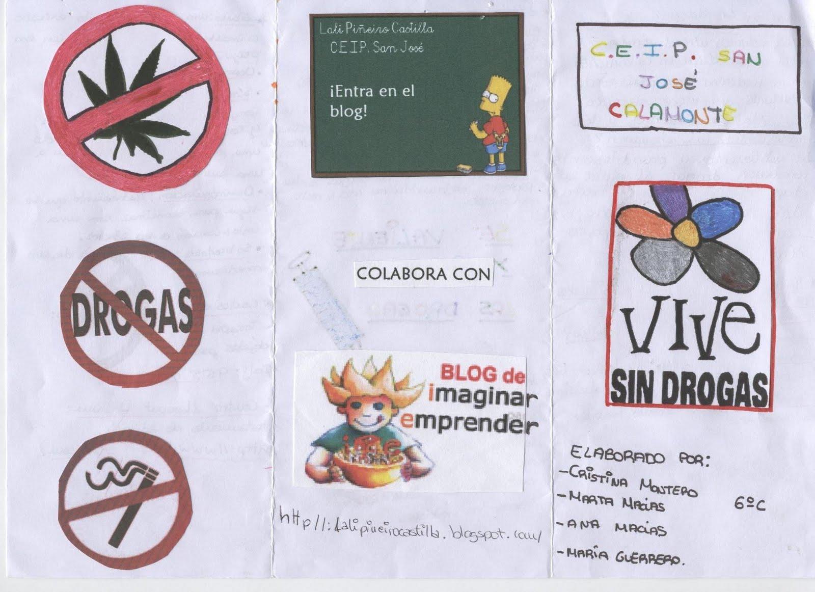 VIVIENDO PLENAMENTE LA ADOLESCENCIA: ¿QUÉ SON LAS DROGAS?