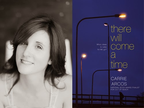 Carrie Arcos, author of There Will Come a Time