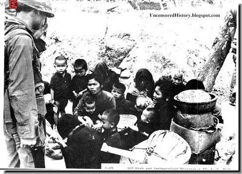 Vietnamese villagers American soldiers My Lai
