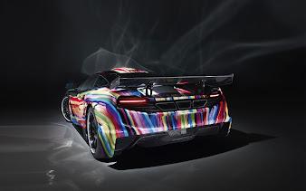 #23 McLaren Wallpaper