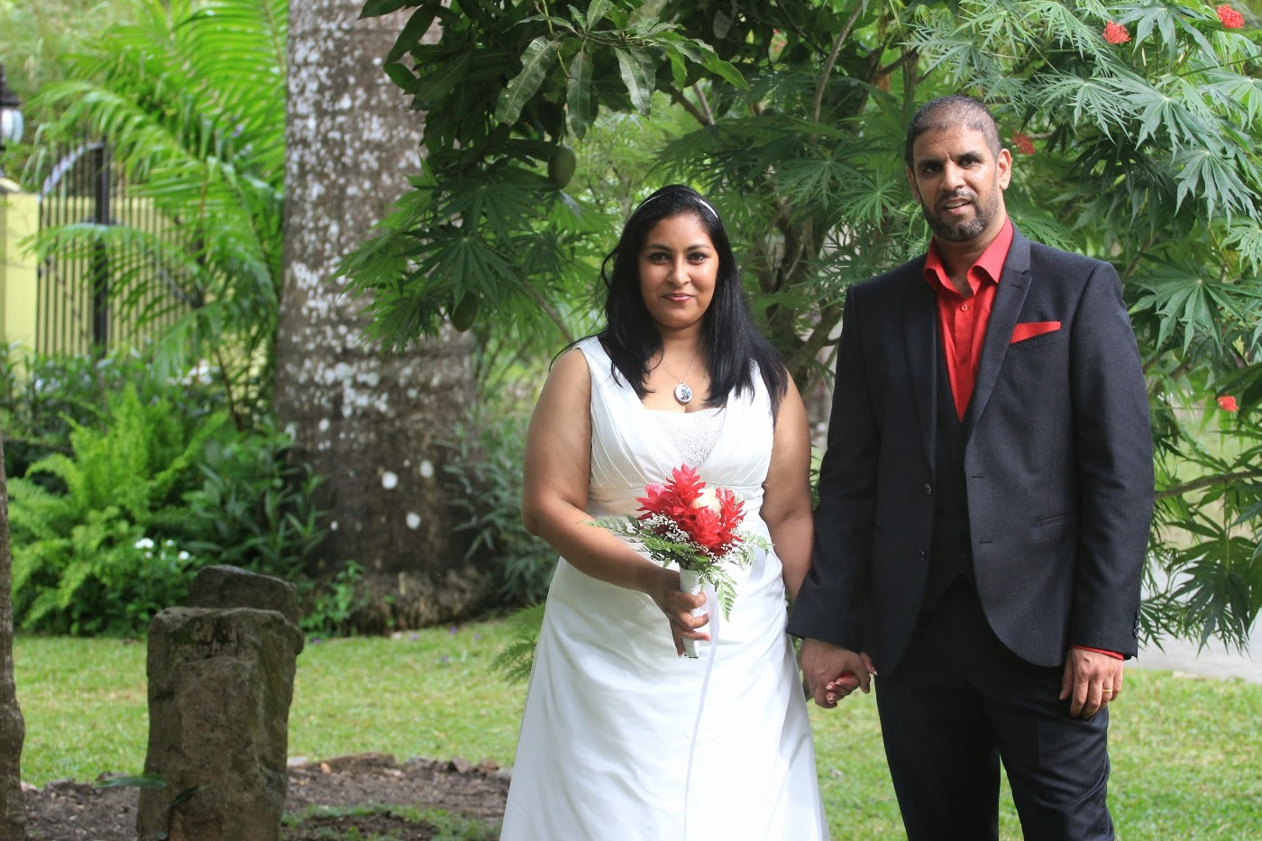 getting married Tobago villa wedding