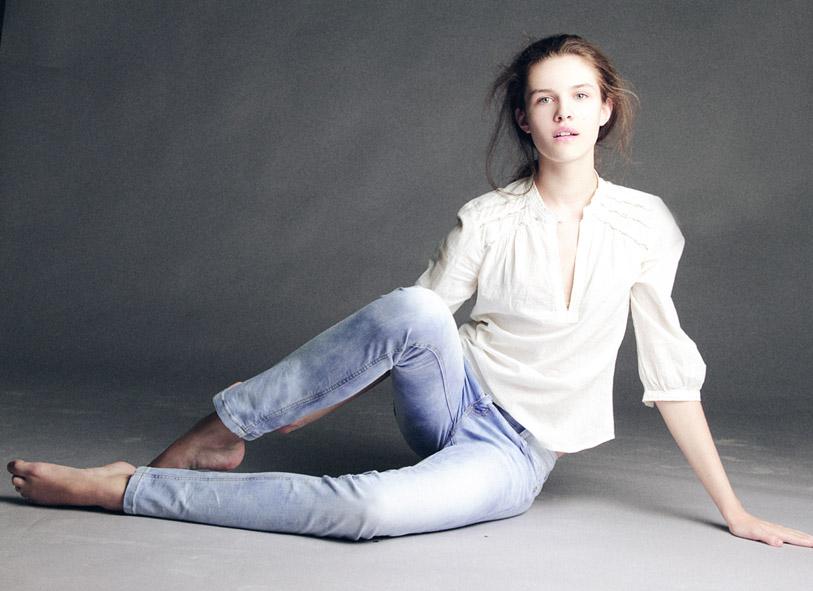 From Stage Models Dasha Sarakhanova Tokyo Model Agency.