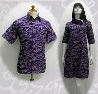model baju batik wanita 2013